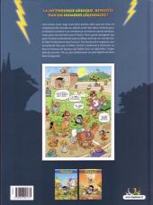 Verso de Les petits Mythos -2- Le grand Icare
