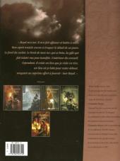 Verso de L'assassin Royal -6- Œil-de-nuit