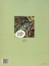 Verso de Le blaireau -1- Brenda