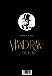 Verso de Mandrake le magicien (Clair de lune) -2- Volume 2 : 1953 à 1957