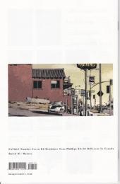 Verso de Fatale (Brubaker/Phillips, 2012) -7- Fatale #7