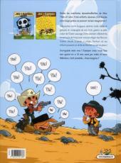 Verso de Jeu de gamins -2- Les cow-boys