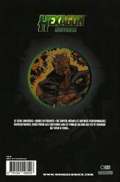 Verso de Hexagon universe -4- Dick Demon