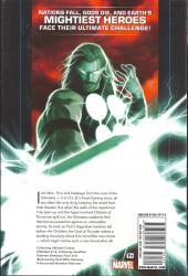 Verso de Ultimates (The) (2011) -INT1- Ultimate Comics The Ultimates