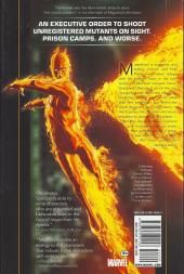 Verso de Ultimate Comics X-Men (2011) -INT1- Ultimate Comics X-Men