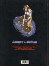 Verso de Carmen Mc Callum -4- Samuel Earp