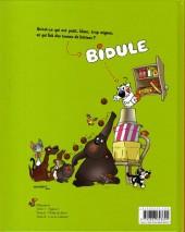 Verso de Bidule (Rodrigue) -3- L'Os du molosse