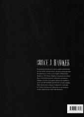 Verso de Bruce J. Hawker -INT1- Intégrale 1