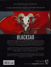 Verso de Blacksad (en anglais) -2- A Silent Hell