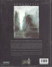 Verso de Malefic time -1- Apocalypse