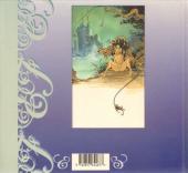 Verso de (AUT) Crisse -1- Erotic Fantasy