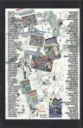 Verso de Madman Picture Exhibition (2002) -INT- Madman Picture Exhibition Limited Edition