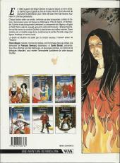 Verso de Les chemins de Malefosse -1c1992- Le diable noir