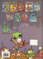 Verso de Kid Paddle -7a2005- Waterminator