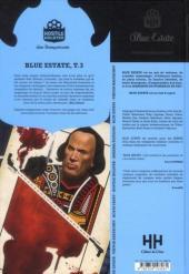 Verso de Blue Estate -3- Tome 3
