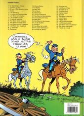 Verso de Les tuniques Bleues -22a2002- Des bleus et des dentelles