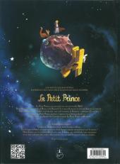 Verso de Le petit Prince - Les Nouvelles Aventures -9- La Planète du Géant