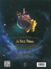 Verso de Le petit Prince - Les Nouvelles Aventures -10- La Planète des Wagonautes