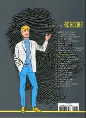 Verso de Ric Hochet - La collection (Hachette) -28- Hallali pour Ric Hochet