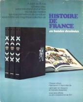 Verso de Histoire de France en bandes dessinées -22- La Grande Guerre