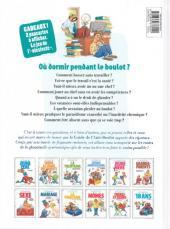 Verso de Le guide -15b12- Le guide de l'anti-boulot