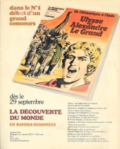 Verso de Histoire de France en bandes dessinées -24- 1942-1974