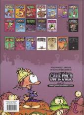 Verso de Game over -4a2012- Oups !