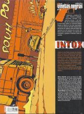 Verso de Intox (en espagnol) -1- El cuarto poder
