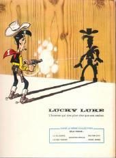 Verso de Lucky Luke -33a70- Le Pied-Tendre