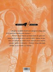 Verso de Docteur Monge -2- La chapelle blanche