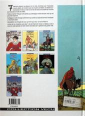 Verso de Les 7 Vies de l'Épervier -3b1996- L'arbre de mai