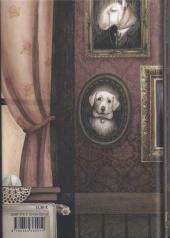 Verso de (AUT) Lacombe, Benjamin - Destins de chiens