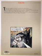 Verso de Balade au Bout du monde -4a- La pierre de folie