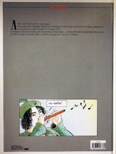Verso de Balade au Bout du monde -3a92- Le bâtard