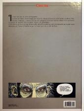 Verso de Balade au Bout du monde -1b1995- La prison