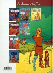 Verso de Les aventures d'Alef-Thau -2b96- Le prince manchot