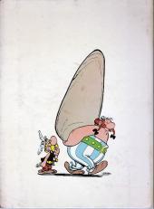 Verso de Astérix (en anglais) -1Usa- Asterix the gaul