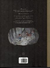 Verso de Les carnets de Cerise -1- Le Zoo pétrifié