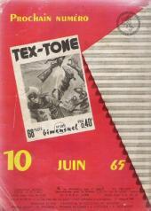 Verso de Tex-Tone -167- Un homme se venge