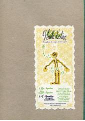 Verso de Bouclettes -5- Opus 5 (gros œuvre) - Olive n'a plus d'huile