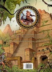 Verso de Les brumes d'Asceltis -5- Orian