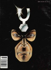 Verso de Marvel Graphic Novel (Marvel comics - 1982) -39- The Inhumans
