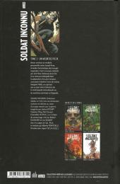 Verso de Soldat inconnu (Urban Comics) -2- Un meutre pieux
