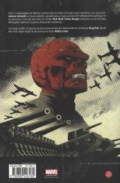 Verso de Red Skull (100% Marvel) - Incarné