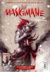 Verso de Maskemane -9- L'homme aux 1000 visages
