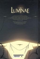 Verso de Luminae -2- La naissance des heures
