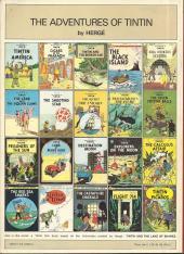 Verso de Tintin (The Adventures of) -6a79- The Broken Ear