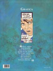Verso de Névé -1- Bleu regard