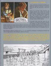 Verso de Le casque d'Agris -3- Le cœur ou la raison