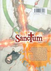 Verso de Sanctum -5- Raqiya - Volume 5